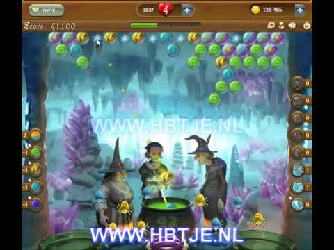 Bubble Witch Saga level 86