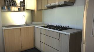 3-Bedroom HDB Unit @ 520 Ang Mo Kio Ave 5.wmv
