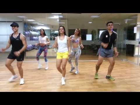 Psirico - Lepo Lepo - Coreografia