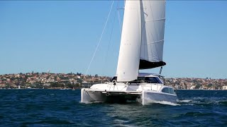 Basics Of Catamaran Sailing