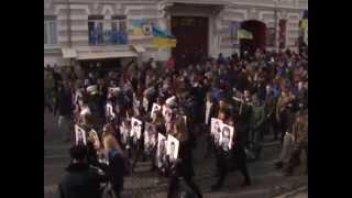 Колектив університету взяв участь у Марші Гідності копия