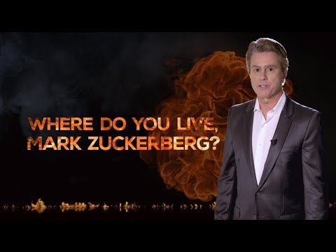 BILL WHITTLE: WHERE DO YOU LIVE, MARK ZUCKERBERG?