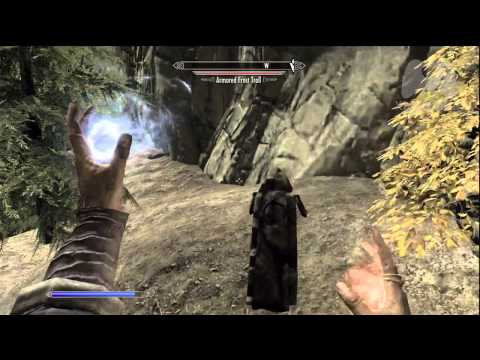 Glitch Fix for Ancestor Glade | Skyrim Dawnguard DLC