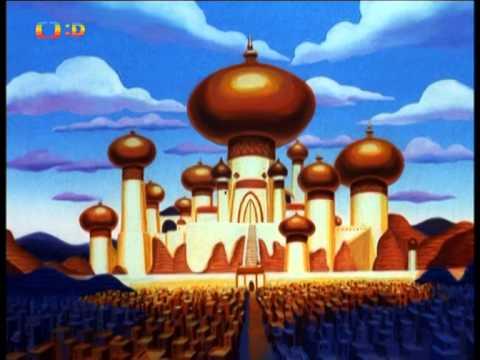Herkules a arabsk� noc