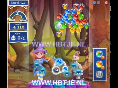 Bubble Witch Saga 2 level 122