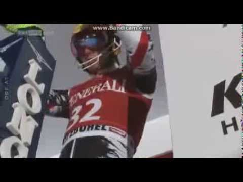 Marcel Hirscher Slalom (Super Combination) - Kitzbühel 26.01.2014