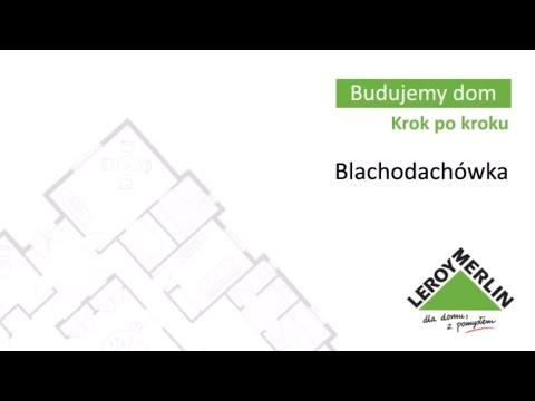 Blachodachówka