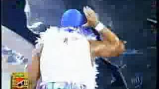 Mr. America Aka Hulk Hogan Returns At Smackdown 2003