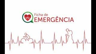 Ficha de Emergência