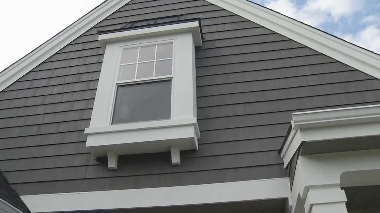 Nichiha Fiber Siding New Home Building Today Youtube