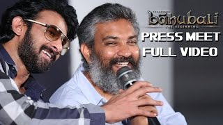 Baahubali Audio Postponed Full Press Meet