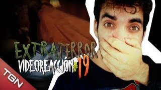 """Extra Terror Video-reacción 19#"" - Amy´s Torch (JUMPSCARE)"
