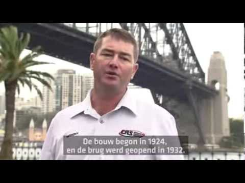 Sika - Sydney Harbour Bridge - Twee weekends zorgen voor decennialange voordelen