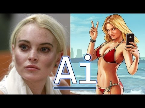 Lindsay Lohan Is Suing Rockstar Games For GTAV