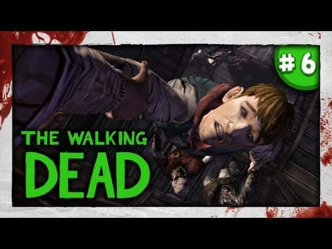 WHO WILL LIVE? - Walking Dead: Episode 4: Part 6