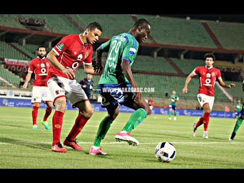 Video: Ghana striker John Antwi named best striker in Egyptian league Team of the Season