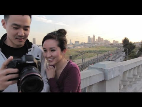 Behind the Scenes: Strangers, again