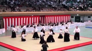51 Всеяпонский Фестиваль Айкидо. Коинобори Додзё