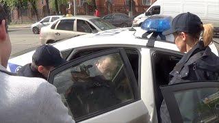Полиция дебилы неповиновения ч2. ORJEUNESSE.