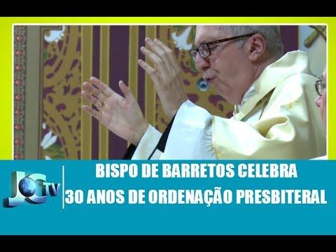 30 anos de Ministério Presbiteral de Dom Milton - Rede Vida