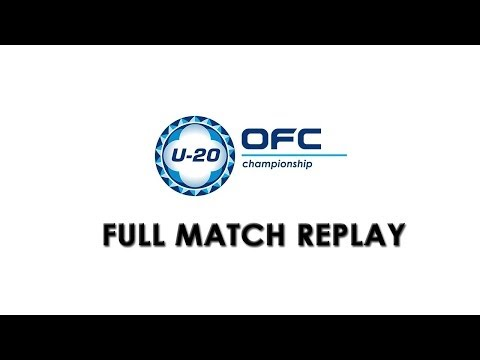 2014 OFC U-20 Championship / MD5 / Fiji vs Solomon Islands