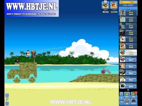 Angry Birds Friends Tournament Week 64 Level 2 high score 119k (tournament 2)