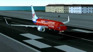 FS2004 Aeropuerto de Gibraltar