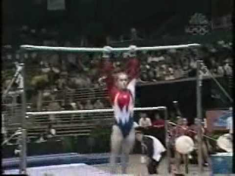 katie heenan 2004 pacific alliance championships uneven bars