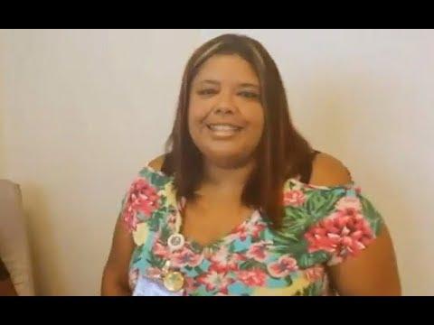 Cantora faz campanha para doação de sangue