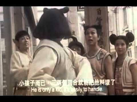 Mười hạt bảo châu-phim hài Thích Tiểu Long-Hách Thiệu Văn