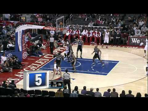 Blake Griffin's Top 10 Plays of the 2011 Season