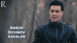 Превью из музыкального клипа Аброр Косимов - Вадалар