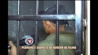 Homem � preso em Nova Lima suspeito de agredir a pr�pria fam�lia