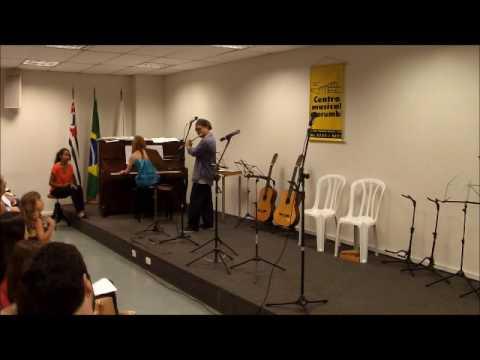 Claude Debussy – Rêverie | Arthur Takamoto e Lélia Righi