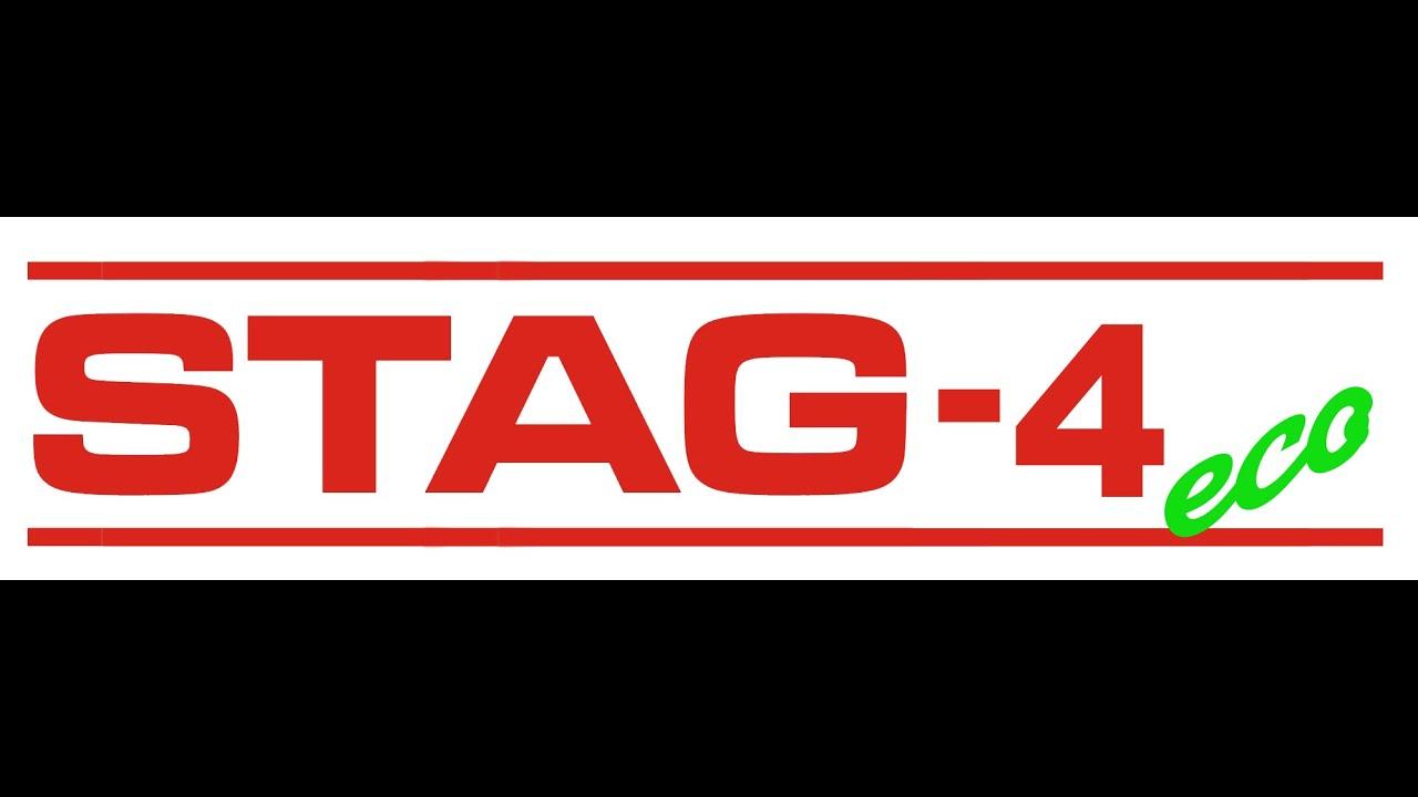 Stag 4 eco устанавливаем гбо 4 поколения своими руками