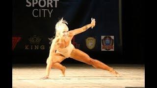 Випускниця ХНУВС, працівник поліції стала віце-чемпіонкою Кубку України з бодібілдингу