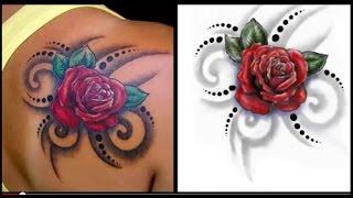Mejores Tatuajes De Flores