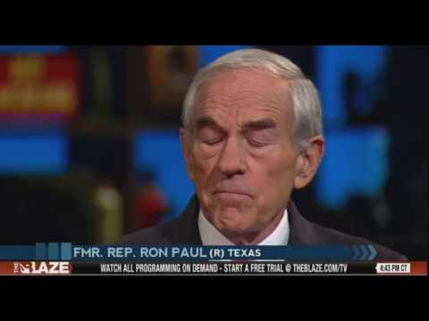 Ron Paul, Home Schooling & Glenn Beck Discuss