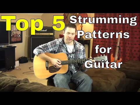 Most Important Strumming Patterns For Acoustic Guitar