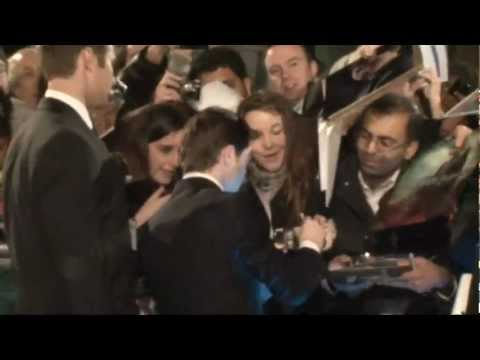 Daniel Radcliffe joins famous fans at Woman in Black premiere in London