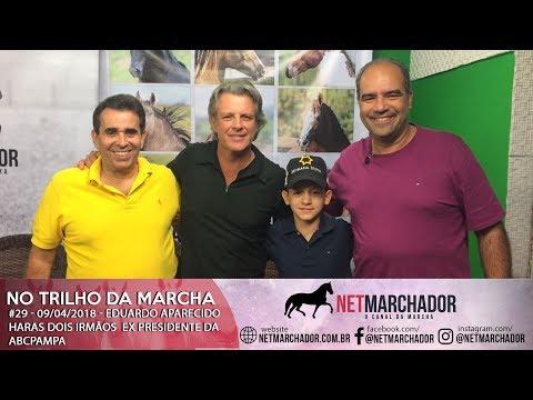 #29 - NO TRILHO DA MARCHA - 09/04/1978 COM EDUARDO APARECIDO DO HARAS DOIS IRMÃOS