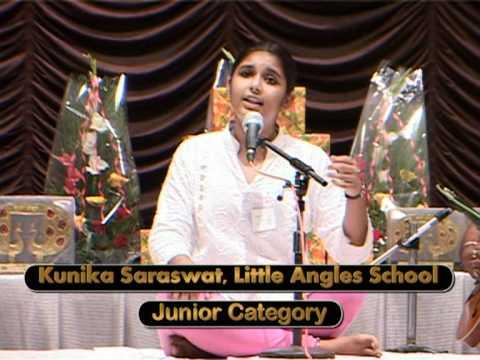 Mati Kahe Kumhar Ko - Kunika Saraswat - Junior Category - KHOJ 2011 - Kala Ankur Ajmer