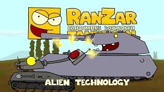 Tanktoon - Mimozemská technológia