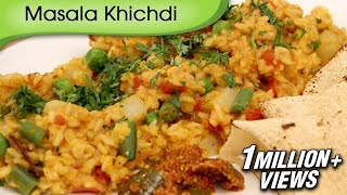 How To Make Masala Khichdi Easy To Cook Indian Rice
