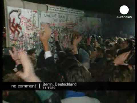 9.11.1989 - Пада Берлинската стена