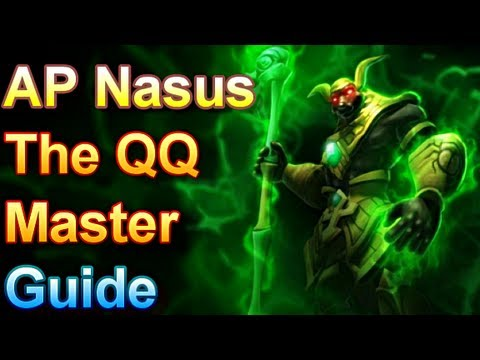 ap nasus guide the qq master league of legends youtube Nasus Mastery Build Nasus Tank Build