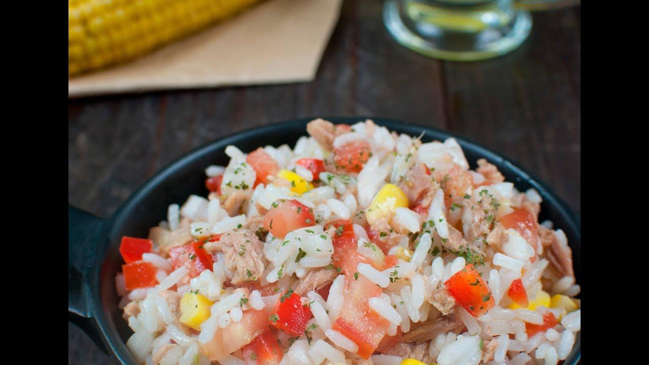 Ensalada de arroz youtube - Ensalada de arroz y atun ...