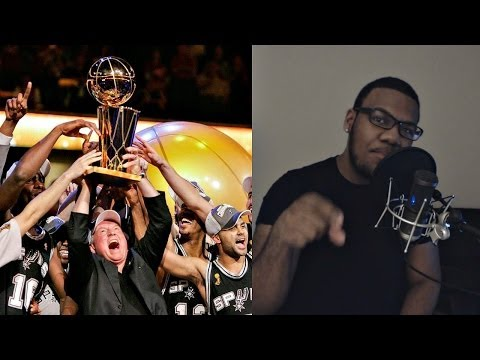 NBA Fan Reaction to San Antonio Spurs Winning 2014 NBA Finals vs Miami Heat!
