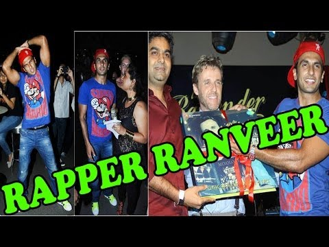 RANVEER SINGH + MIKEY MCCLEARY'S NEW ALBUM LAUNCH BY RANVEER SINGH & KALKI