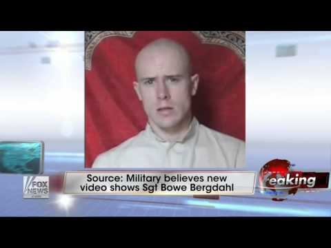 Military Believes New Video Shows POW Bowe Bergdahl